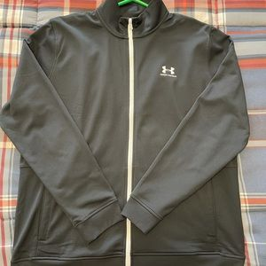 Under Armour Zip-up Sweater Hoodie Size XL